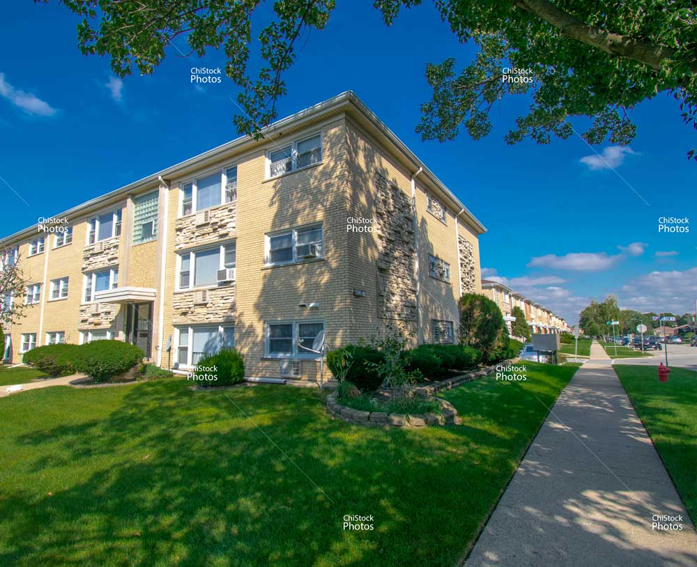 Chicago O'Hare Multifamily Apartment Building