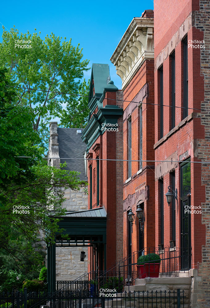 Douglas Neighborhood Chicago Michigan Avenue Architecture