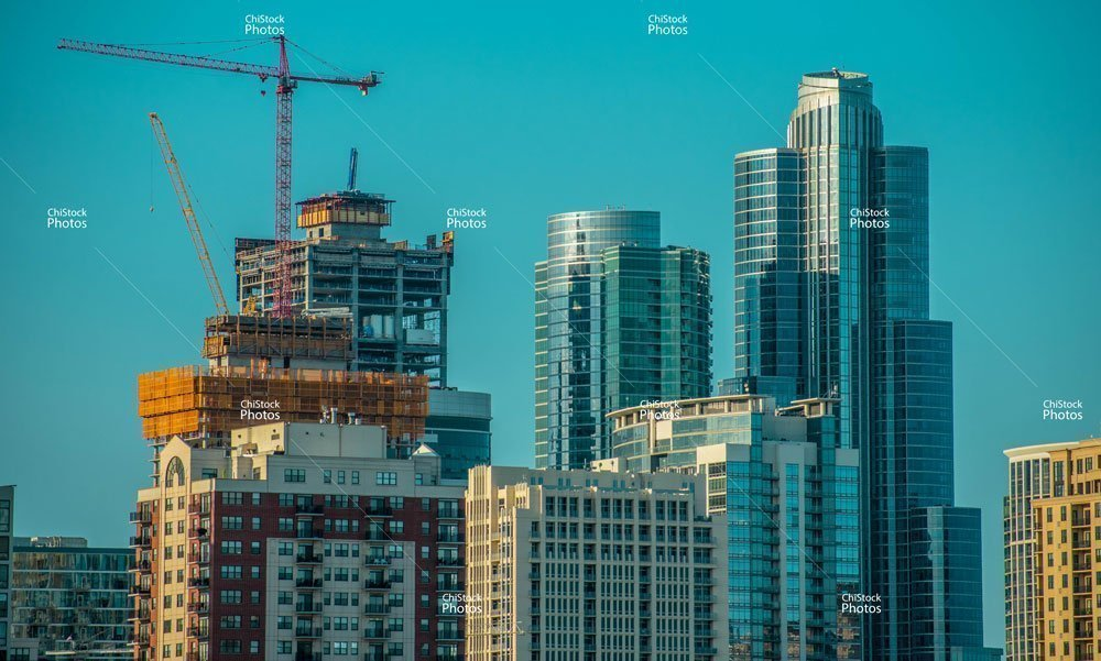 Chicago High-Rise New Construction South Loop