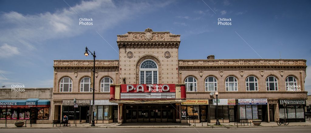 Patio Theater Portage Park Chicago