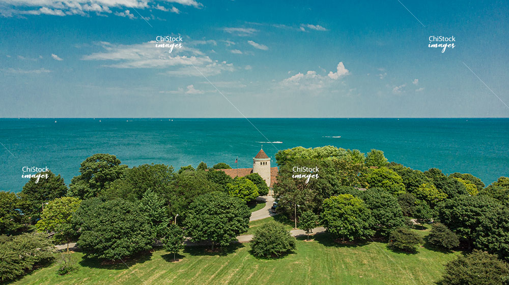 Promontory Point Hyde Park Chicago