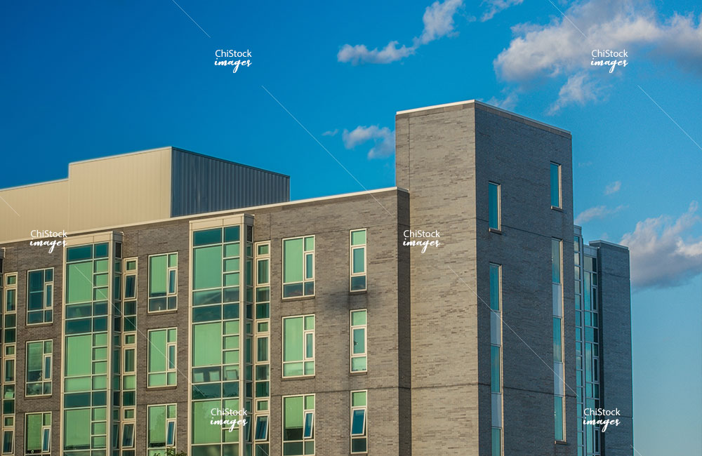 Stateway Park Residential Apartments Douglas neighborhood Chicago