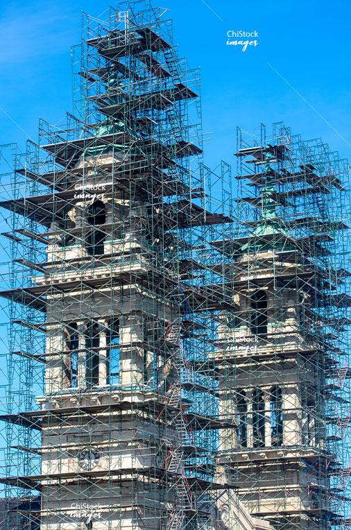 Pilsen's St. Adalbert Church Lower West Side Chicago