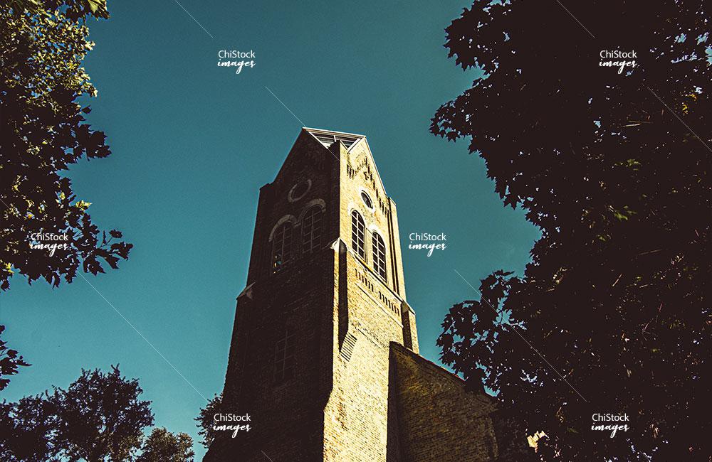 Zion Evangelical Lutheran Ghost Church Memorial Park Pilsen Lower West Side, Chicago