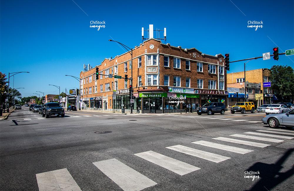West Elsdon Chicago