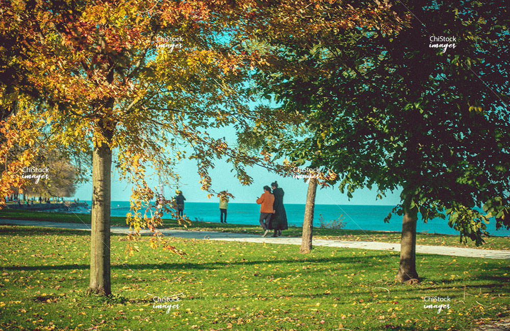 Montrose Beach Uptown Chicago