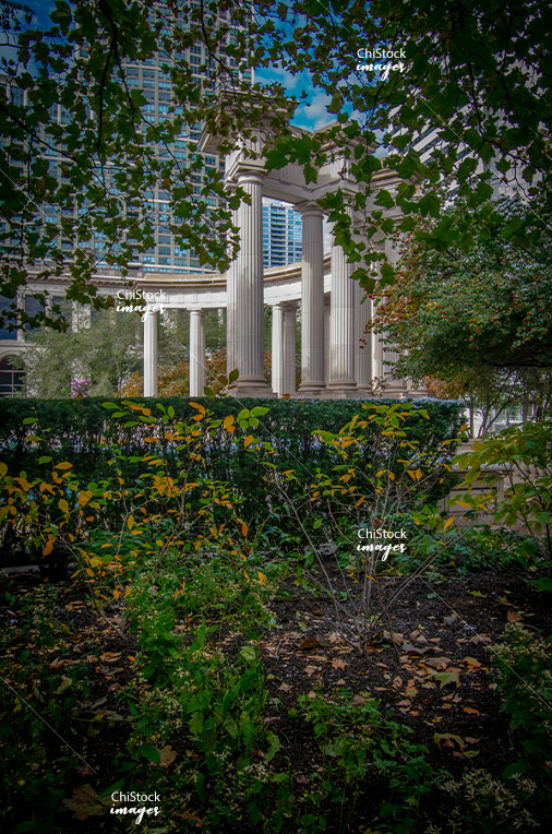 Millennium Monument Wrigley Square Millennium Park Loop