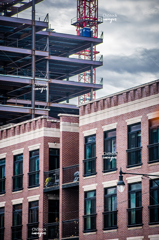 New Construction Near West Side Chicago