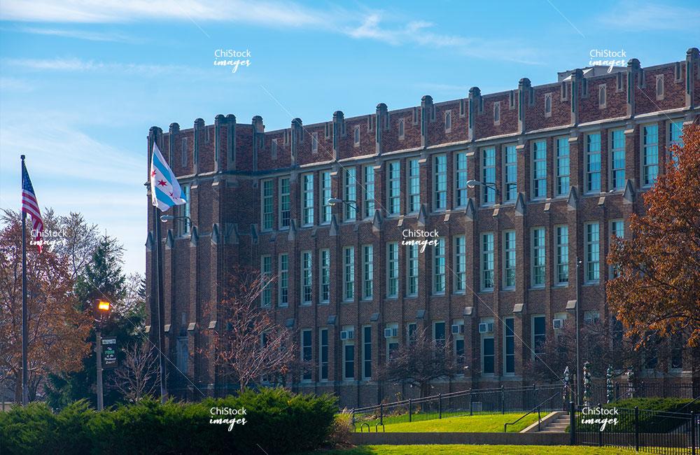 Steinmetz College Prep Belmont Cragin Chicago