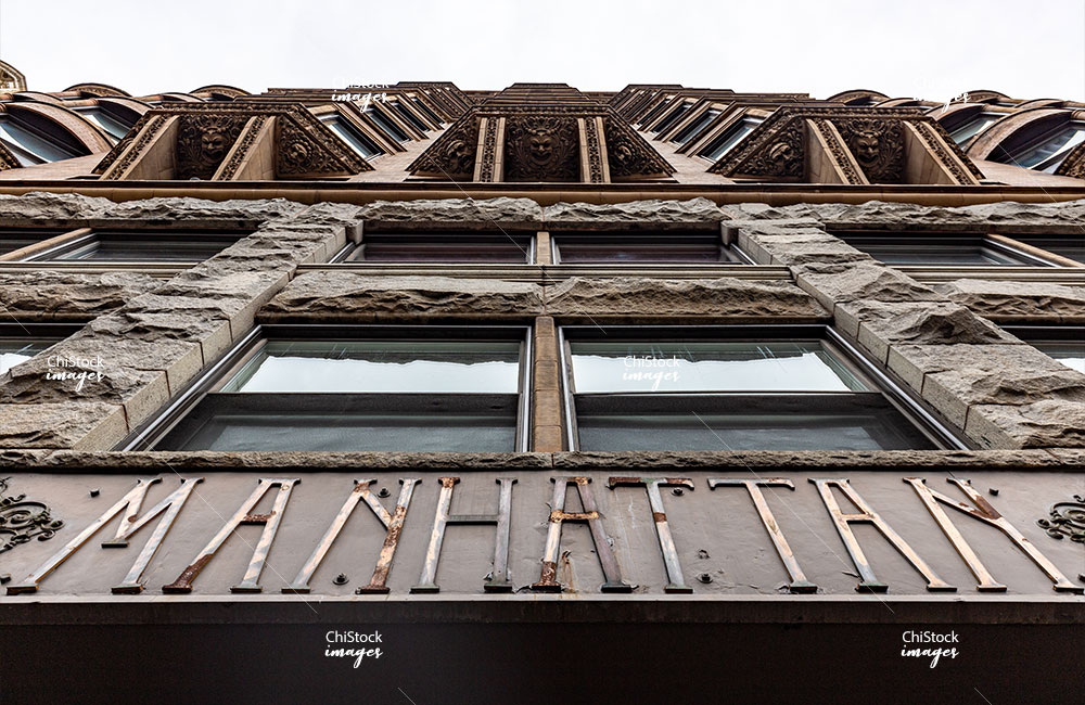 Manhattan Building Loop Chicago
