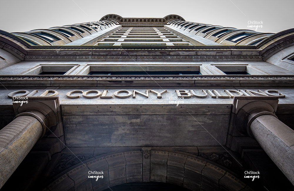 Old Colony Building Loop Chicago