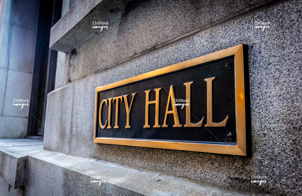 City Hall – County Building Loop Chicago