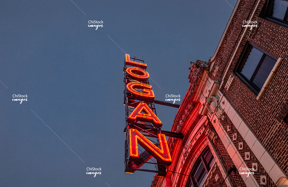 Logan Theater Logan Square Chicago