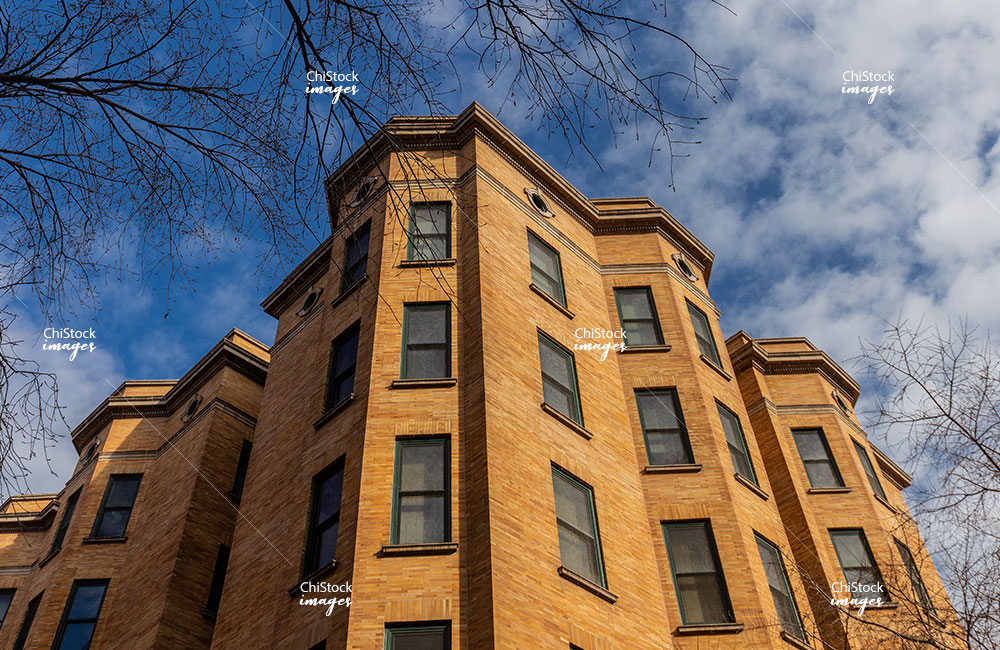 Architecture in Lake View Chicago