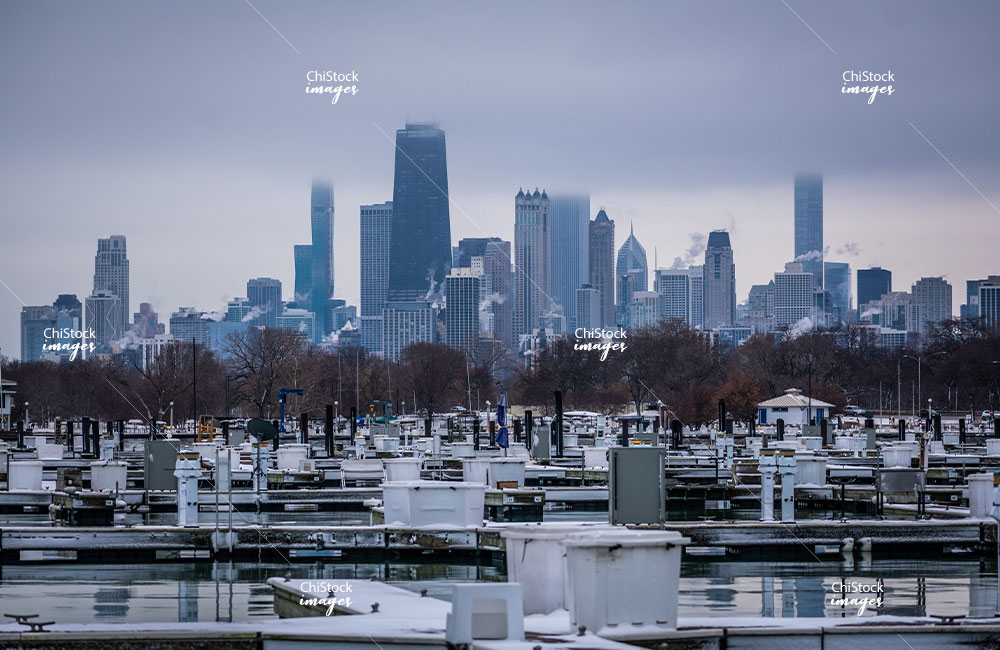 Diversey Harbor Lake View Chicago