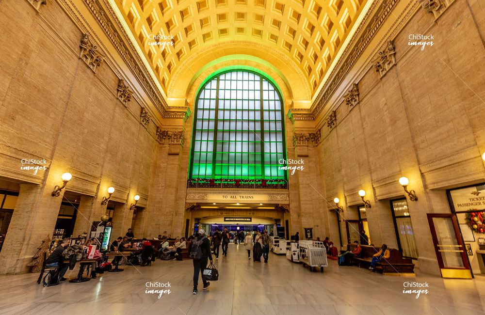 Union Station Near West Side Chicago