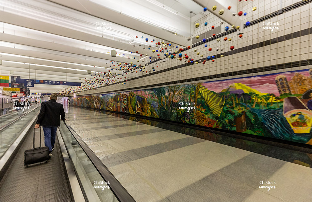 O'Hare International Airport Chicago