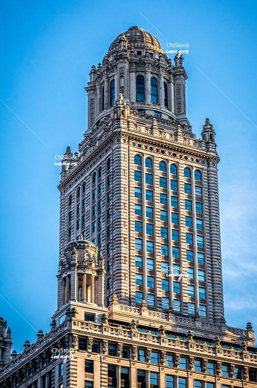 Chicago Loop Classic Architecture